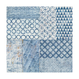 Maki Tile XVI Prints by Kathrine Lovell