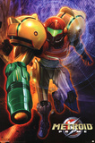 Metroid Prime- Colorful Action Prints