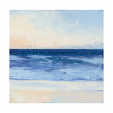 True Blue Ocean II Prints by Julia Purinton