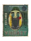 Fisherman VII Old Salt Whiskey Posters by Ryan Fowler