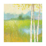 Spring Fling II Print by Julia Purinton