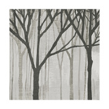 Spring Trees Greystone III Poster by Kathrine Lovell