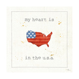 USA Cuties II Prints by Pela Studio
