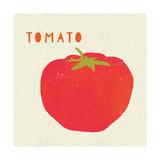 Summer Vegetable II Print by  Studio Mousseau