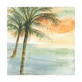 Island Sunset I Prints by Chris Paschke