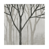 Spring Trees Greystone II Poster by Kathrine Lovell