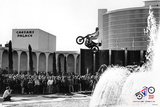 Evel Knievel- Caesars Palace Jump 50Th Anniversary Bilder