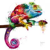 Pop Evolution Wydruk giclee autor Patrice Murciano
