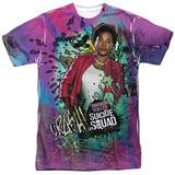 Suicide Squad- Amanda Waller T-shirts