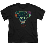 Youth: Suicide Squad- Harley Quinn Sugar Skull T-Shirt