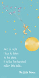 Little Prince- Listening To The Stars - Posterler