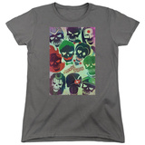 Womens: Suicide Squad- Sugar Skull Poster T-shirts