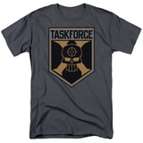 Suicide Squad- Taskforce X Shield T-shirts