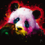 Panda Pop Giclée-tryk af Patrice Murciano