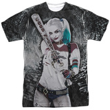 Suicide Squad- Tunnel Vision Harley T-Shirt
