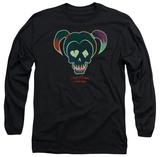 Long Sleeve: Suicide Squad- Harley Quinn Sugar Skull Shirt