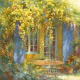 Palette printanière Giclee Print by Johan Messely