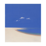 Penwith Beach Giclee Print by John Miller