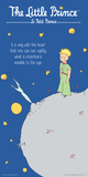 Little Prince- Only With The Heart Posters