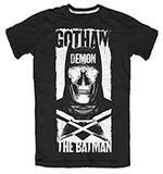 Batman v Superman- Gotham Demon Maglietta