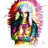 L'attrapeuse de rêves  Giclee Print by Patrice Murciano