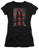 Juniors: Suicide Squad- Enchantress Your Heart T-Shirt
