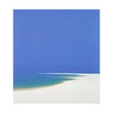 Sandspur in Summer, 2000 Giclee Print by John Miller