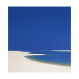 Summer Estuary, 1999 Giclee Print by John Miller