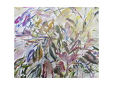 Leaves I, 2011 Giclee Print by Claudia Hutchins-Puechavy