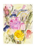 Roses, 2006 Giclee Print by Claudia Hutchins-Puechavy