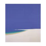 Midsummer, Sandspur, 2002 Giclee Print by John Miller