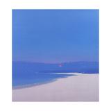 Sun Rising over the Bay, 1999 Giclee Print by John Miller