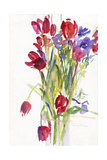 Tulips, 1999 Giclee Print by Claudia Hutchins-Puechavy