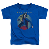 Toddler: Supergirl- Indisputable Determination Shirt