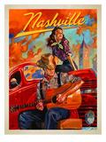 KC NashvilleDreams Prints by  Anderson Design Group