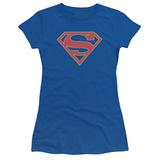 Juniors: Supergirl- Classic Emblem Shirts