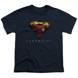 Youth: Supergirl- Radiant Shield T-Shirt