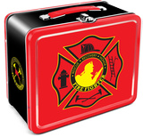 Fire Department Lunch Box Lunch Box