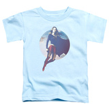 Toddler: Supergirl- In the Clouds T-Shirt