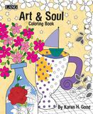Art & Soul Coloring Book Book