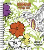 Bohemian Coloring Book Book