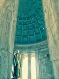 Jefferson Memorial 22 Posters by Golie Miamee