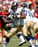 Orlando Pace - '06 / '07 Action Photo