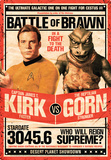 Star Trek - Kirk vs Gorn Tin Sign