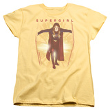 Womans: Supergril- Gate Crashing Shirt