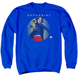 Crewneck Sweatshirt: Supergirl- Indisputable Determination T-shirts