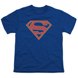 Youth: Supergirl- Classic Emblem T-shirts