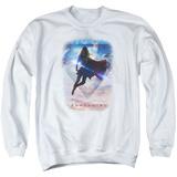 Crewneck Sweatshirt: Supergirl- Cloudy Serenity T-shirts