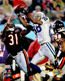 Marvin Harrison SuperBowl XLI Action Photo