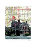 Kansas City Art Institute Print by Lyn Nance Sasser and Stephen Sasser